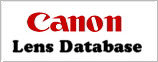 The Canon EOS database