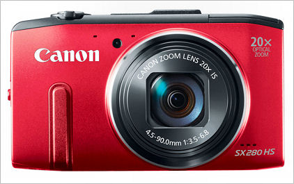 Canon Powershot SX280 HS Review - Bob Atkins Photography